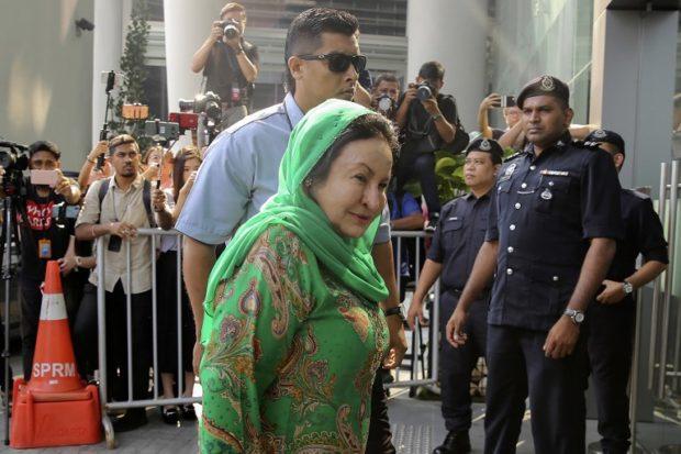 MALAYSIA-CORRUPTION-POLITICS