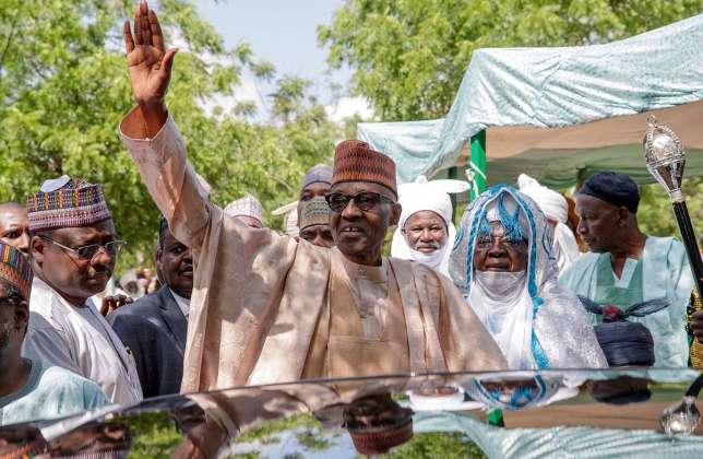 President-Muhammadu-Buhari-at-the-Daura-Eid-Ground-on-Friday-September-1-2017
