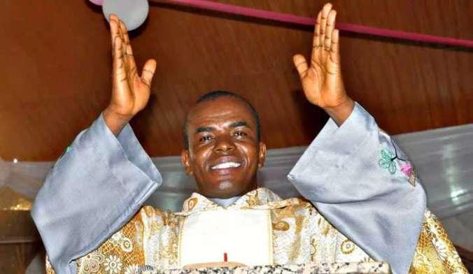 Rev. Mbaka